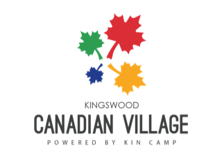 Canadian Village Camp Logo